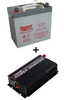 Inverter battery pack